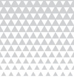 Abstract geometric subtle graphic design print triangle halftone pattern Stock Image