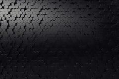 Abstract geometric surface. Hexagonal black background. 3D Rendering. Abstract geometric surface. Hexagonal black background, 3D Rendering Royalty Free Illustration