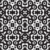 Abstract geometric symmetry modern fashion seamless pattern Stock Image