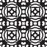 Abstract geometric symmetry modern fashion seamless pattern Royalty Free Stock Photo