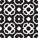 Abstract geometric symmetry modern fashion seamless pattern Royalty Free Stock Images