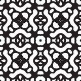 Abstract geometric symmetry modern fashion seamless pattern Stock Photo