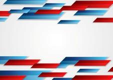 Abstract geometric technology design illustration Stock Photo