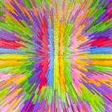 Abstract  geometric textured Stock Photos