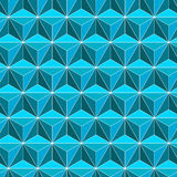 Abstract geometric tiles seamless pattern background. Vector illustration Royalty Free Stock Photography