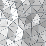 Abstract. geometric triangle background Stock Photography