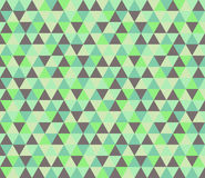 Abstract geometric triangle pattern Stock Photos