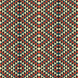 Abstract geometric triangle pattern. Abstract geometric triangle seamless pattern Royalty Free Stock Image