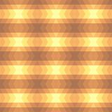 Abstract geometric triangle seamless pattern Stock Photos