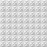 Abstract geometric triangle square seamless pattern background Stock Images