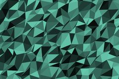 Abstract geometric triangle strip pattern, colorful & artistic for graphic design. Background, canvas, style & backdrop. Abstract geometric triangle strip vector illustration