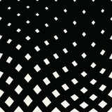 Abstract geometric trippy black and white background pattern. Graphic Stock Photography