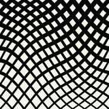 Abstract geometric trippy black and white background pattern graphic. Abstract geometric trippy black and white background pattern Royalty Free Stock Photo