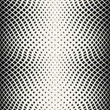 Abstract geometric trippy black and white background pattern graphic. Background Royalty Free Stock Photos