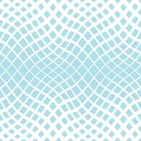 Abstract geometric trippy blue background pattern. Graphic Royalty Free Stock Photos