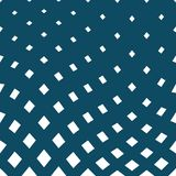 Abstract geometric trippy blue background pattern. Graphic Stock Image