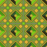 Abstract seamless vector pattern Royalty Free Stock Image