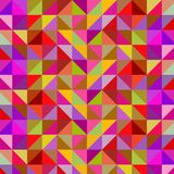 Abstract geometric vector background Stock Photos