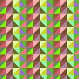 Abstract geometric vector image pattern Royalty Free Stock Images