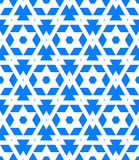 Abstract geometric vector pattern Stock Photos