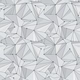 Abstract Geometric Vector Pattern Royalty Free Stock Images