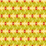 Abstract geometric vector seamless pattern triangles Royalty Free Stock Photos