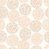 Abstract geometric vector seamless texture Stock Image