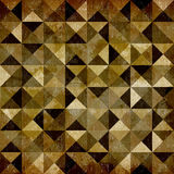 Abstract geometric vintage pattern Royalty Free Stock Photography