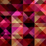 Abstract geometric vintage pattern Stock Images