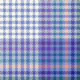 Abstract geometric violet gray blue pink checkered pattern Royalty Free Stock Photo