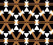 Abstract geometric wallpaper Stock Photo
