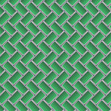 Abstract geometric zigzag pattern. Vector illustration Royalty Free Stock Images