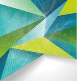 Abstract geometrical background Royalty Free Stock Images