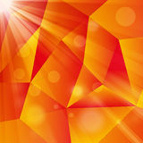 Abstract geometrical background Stock Photos