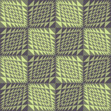 Abstract geometrical background. Seamless wavy Royalty Free Stock Photos