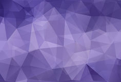 Abstract Geometrical Background. Abstract Triangle Geometrical Multicolored Background, Vector Illustration EPS10 Royalty Free Stock Photos