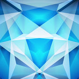 Abstract geometrical background. Vector. Clip-art Stock Photo