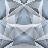 Abstract geometrical background. Vector Illustration Royalty Free Stock Photography