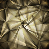 Abstract geometrical background. Vector Illustration Stock Image