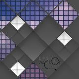 Abstract Geometrical Design. Abstract 3D Geometrical Design.  Vector Illustration. Eps 10 Stock Images