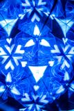 Abstract geometrical figures. Forms of different colors royalty free stock images