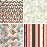 Abstract geometrical patterns Stock Photo