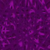 Abstract geometrical purple background. Vector Illustration. Textured background Stock Images