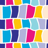 Abstract Geometrical seamless background. Stock Photos