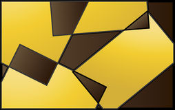 Abstract geometrical shapes Stock Images