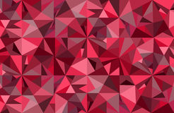 Abstract geometrisch art. Stock Foto