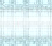 Abstract geometrisch blauw gradiënt vierkant halftone patroon Royalty-vrije Stock Foto