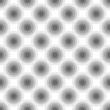 Abstract geometrisch cirkels naadloos patroon Stock Foto
