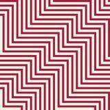 Abstract geometrisch de chevronpatroon van het lijnen grafisch ontwerp stock illustratie