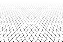 Abstract geometrisch diamantenpatroon Verminderend Perspectief vector illustratie